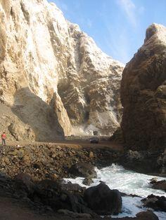 playa corazones Arica,Chile
