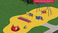 Officials beam over handicap-accessible playground (The Dispatch, Columbus, Miss.)
