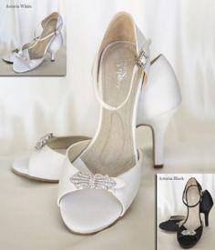 1839562d02eb Angela Nuran Astoria Shoe with Astoria Brooch - 3.5