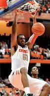 NCAAB:  Fab Melo declares for NBA draft    Syracuse center Fab Melo is entering the NBA draft after a breakout season in which he twice got held out because of eligibility issues.    keepinitrealsports.tumblr.com    keepinitrealsports.wordpress.com