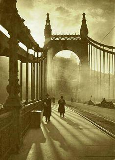 Erzsébet-híd - 1930