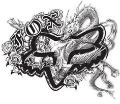 Fox Racing Tattoos Designs Best tattoo i've seen for fox