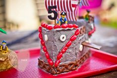 Great ideas for a pirate birthday