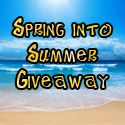 Win a $25 Amazon.com Gift Card + More Prizes in Spring into Summer Giveaway Hop
