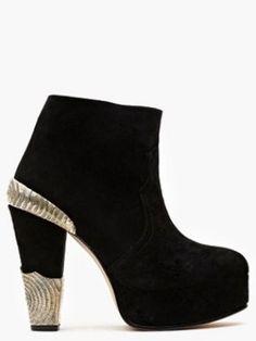 Fashion Addict Exclusive: Shop Chloe Sevigny's Closet Full Of Black Booties