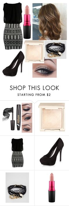 """Outfit #31"" by unicornicamitha on Polyvore featuring Jouer, New Look, ASOS and MAC Cosmetics"