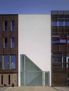 House Ijburg,Courtesy of rocha tombal architects