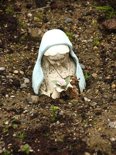 buried #virginmary