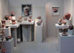 Pedestals display