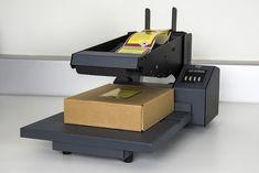 BESSERDRUCKEN: Praktischer Etikettier-Automat  Mit dem neuen AP55... Epson, Printer, Vending Machines, Coffee, Simple, Printers
