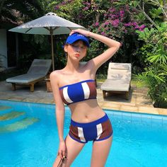 8508bbcdd8bf9 25 Best Swimming images | Swimsuit, Athletic clothes, Bathing Suits