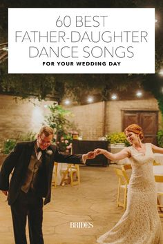 Best Father - Daughter Dance Songs | The First Dance | Pinterest ...