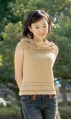 Japanese version available here. Both English and Japanese versions are fully charted using standard knitting and/or crochet symbols.