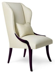 Chistopher Guy Wing Back Dining Chair