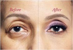 Eye Makeup for Droopy Eyes  @  http://www.stylecraze.com/articles/eye-makeup-for-droopy-eyes/