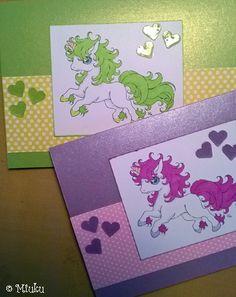 My little pony stamp. My Little Pony, Valentines Day, Stamp, Cards, Handmade, Decor, Valentine's Day Diy, Hand Made, Decoration