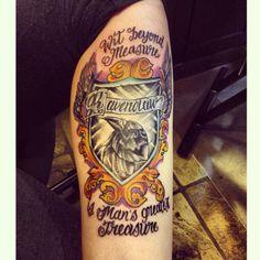 Ravenclaw, represent!!!
