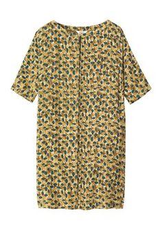 BRUSHSTROKE DRESS by TOAST