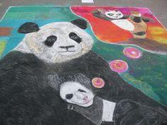 Houston Via Colori 2009- A Panda's Dream