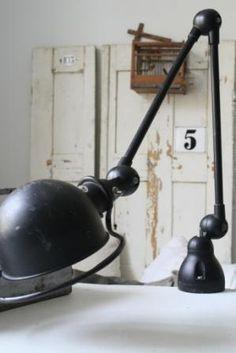 Yeah, I have the same original Jielde lamp hanging in my living room, HAPPY!!