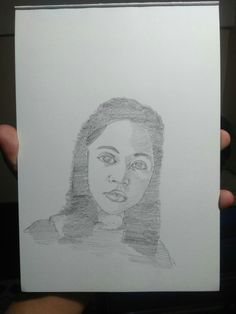 sketch/portrait/pencil/grahitepencil/drawing/aesthetic/drawings/pencilsketch/ Sketches, Portraits, Draw, Instagram, Drawings, Head Shots, To Draw, Doodles, Portrait Photography