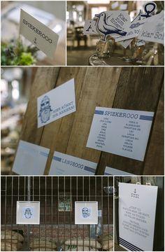 Coastal Wedding Centerpieces, Place Cards, Place Card Holders, Christian, Paper Mill, Sailor Wedding, Nautical Wedding, North Sea, Wedding Bride