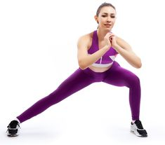 10 Fat-Torching Leg Exercises It's Better to Start Doing Right Now – Green Challenge Side Fat Workout, Gym Workout Tips, Fitness Workout For Women, Yoga Fitness, At Home Workouts, Thigh Muscles, Abdominal Muscles, Loose Leg Fat, Faire Des Squats