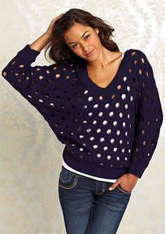 I'm not really a sweater girl, but this looks soooo comfy without being too frumy.