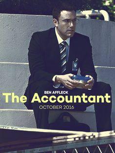The Accountant - Poster & Trailer | Portal Cinema