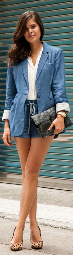 Currently Wearing: Denim On Denim « A Pair & A Spare