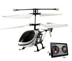 777-170 Mini 3.5 Channel iPhone & iPad FM Remote Control Helicopter (White). Details at http://youzones.com/777-170-mini-3-5-channel-iphone-ipad-fm-remote-control-helicopter-white/
