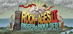 Rock of Ages 2: Bigger & Boulder on Steam: http://store.steampowered.com/app/434460/ The greatest rock-racing, tower defense, art history game is back! Bigger and Boulder cranks up the surrealism and gameplay with chaotic 2-vs-2 multiplayer, new time peri
