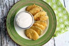 These are a great snack or appetizer and can be used as a side dish. My husband said they are better than fried zucchini :) Hope you enjoy them!