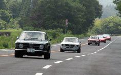 Alfa Romeo and Ferrari