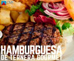 HAMBURGUESA DE TERNERA GOURMET Hamburguesas de Ternera Gourmet de 220grs, de 180grs y de 110grs. http://cmslogistics.es/burgers/24-hamburguesa-de-ternera-vacuno.html