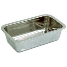 Norpro Loaf Pan - 8.5' x 4.5' Stainless Steel >>> Hurry! Check out this great product : Bread and Loaf Pans