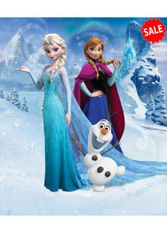 Disneys Frozen Bedroom Wall Mural from Walltastic http://www.childrens-rooms.co.uk/disneys-frozen-bedroom-wall-mural-from-walltastic.html #disneyfrozen #frozenwallmural #homedecor