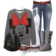 """""""Just got back from Disney and missing it!"""" by stylisheve on Polyvore"""
