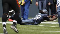 Seahawks- catch of the week!