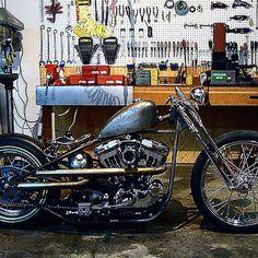 Sportster | Bobber Inspiration - Bobbers and Custom Motorcycles October 2014