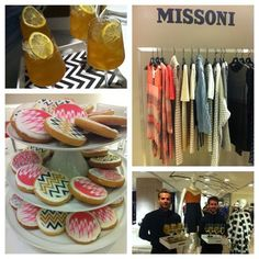 our love of chevron was a perfect match for our love of missoni! cookies were paired to reflect the current fall collection Fall Collections, Missoni, Perfect Match, Our Love, Chevron, Shots, Cookies, Food, Crack Crackers