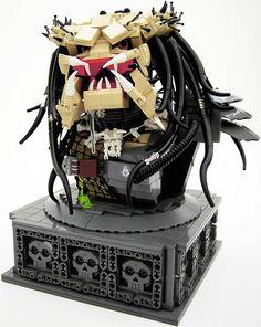 ...de niños y no tan niños! Predator con Legos