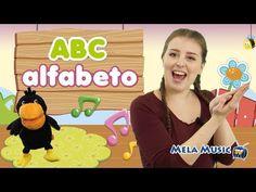 ABC l'alfabeto con Aurora e Theo - Canzoni per bambini @MelaMusicTV - YouTube Aurora, Canti, The Creator, Dads, Youtube, Family Guy, Winter Time, Speech Language Therapy, Theater