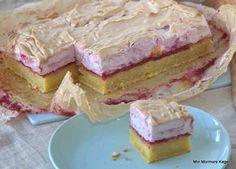 Bedstefars Skæg Köstliche Desserts, Delicious Desserts, Dessert Recipes, Fruit Recipes, Diy Dessert, Funny Cake, Danish Food, Cakes And More, Let Them Eat Cake