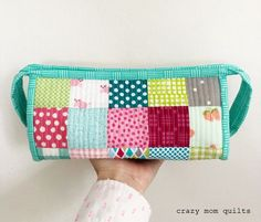 a sew together bag for my neighbor