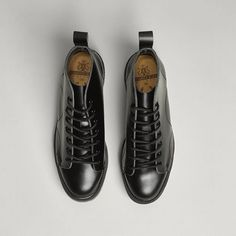 THE LIST The George Cox Monkey Boot #FredPerry #GeorgeCox