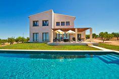 High Quality Finca Pineta Auf Mallorca Mit Pool Von Privat Mieten
