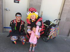 Arizona Clowns was created in 1996 a mother-daughter team that has been bringing fun to Arizona events and parties for over 20 years. Hire a clown today! Customer Appreciation Day, Cold Hard Cash, Petunias, Free Food, Special Events, Baby Strollers, Harajuku, Balloons, Daughter