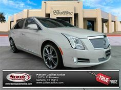 New 2013 CADILLAC XTS Luxury For Sale | Dallas, Plano, Garland TX $55,912