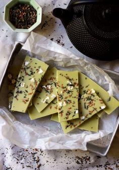 El té matcha le da un giro radical a nuestras preferencias en lo que a repostería se refiere. #té #matcha #verde #recetas #postres #dulce